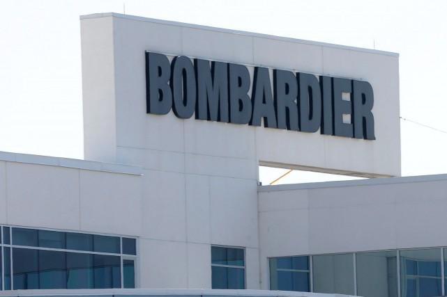 Le porte-parole de Bombardier Marc Laforge a affirmé... (PHOTO ARCHIVES LA PRESSE CANADIENNE)