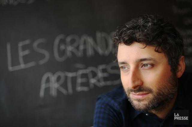 Louis-Jean Cormier... (Martin Chamberland, archives La Presse)