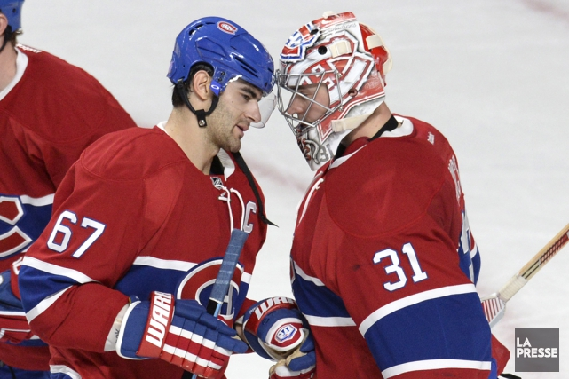 «On a abandonné (Carey) Price et il n'y... (Archives La Presse)