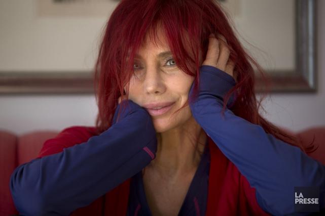 Chloé Sainte-Marie sera en spectacle au Moulin Michel... (La Presse)