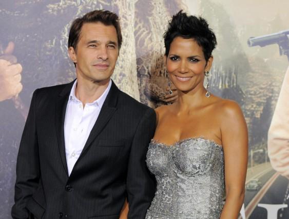 Olivier Martinez et Halle Berry ont décidé de... (AP)