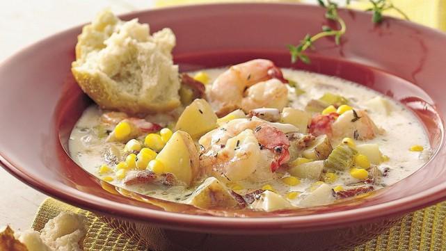 Rapides et pratiques, les soupes-repas sauront faire en... (Photo tirée d'Internet)