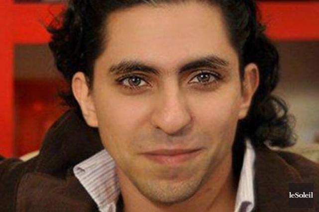 Raïf Badawia été condamné à 10 ans d'emprisonnement... (Photothèque Le Soleil)