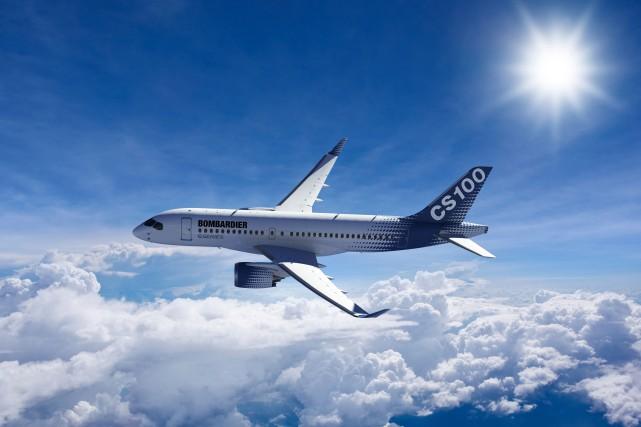 Québec vole au secours de Bombardier (TSX:BBD.B) en injectant 1 milliards $ US... (Photo fournie par Bombardier)