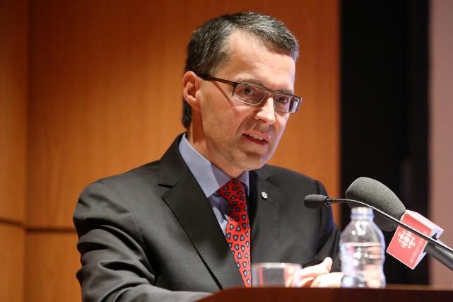 Le DrJean-Claude Tardif est directeur du Centre de... (Photo Martin Chamberland, La Presse)