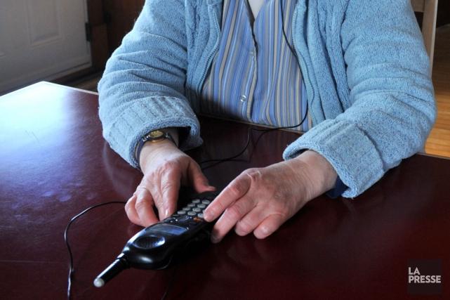 Dans la foulée des cas de fraude de type «grands-parents» révélées la fin de... (Archives La Presse)