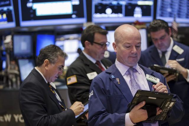 Jeudi les investisseurs semblaient reprendre leur souffle. «Clairement... (Photo Lucas Jackson, Reuters)