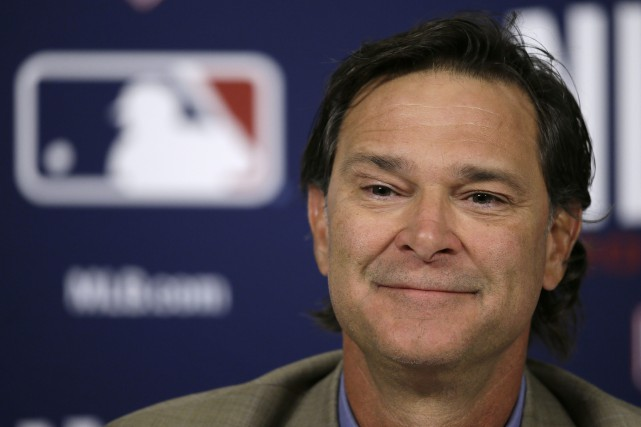 Don Mattingly... (PHOTO ARCHIVES AP)
