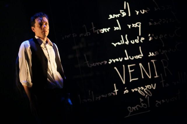 Présentée ce soir, à Jonquière, la pièce Vinci... (Photo courtoisie)
