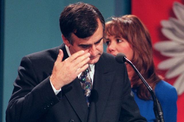 Politicien charismatique, intelligent, qui semblait toujours parler avec... (Archives)