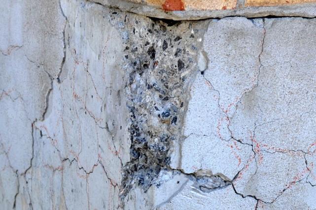 Les maisons touchées par la pyrrhotite seront évaluées... (Stéphane Lessard)