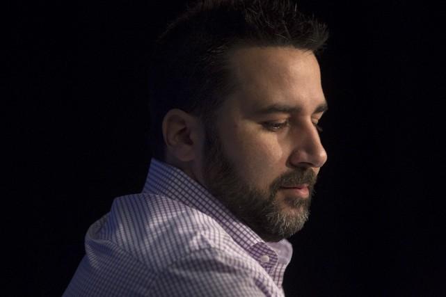 Le directeur général Alex Anthopoulos avait rencontré la... (La Presse Canadienne, Chris Young)