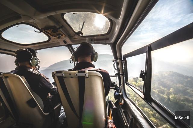Il y a 35 écoles de pilotage d'avion... (PHOTOTHÈQUE LE SOLEIL)