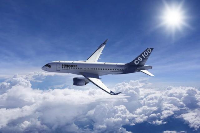 Québec vole au secours de Bombardier et empruntera pour injecter 1 milliard $... (Photo fournie par Bombardier)