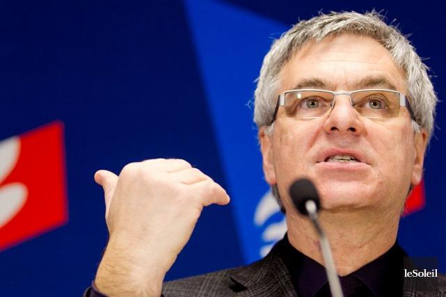 Le leader parlementaire, Jean-Marc Fournier, entend déposer avant... (Photothèque Le Soleil)