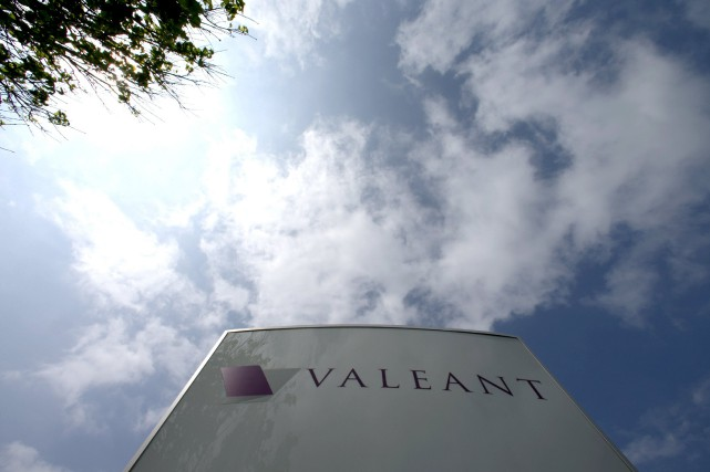 Valeant va mettre en place un programme pour... (PHOTO CHRISTINNE MUSCHI, ARCHIVES REUTERS)