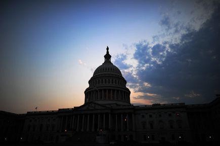 Le Congrès américain, à majorité républicaine, a adopté vendredi un compromis... (PHOTO ARCHIVES AFP)
