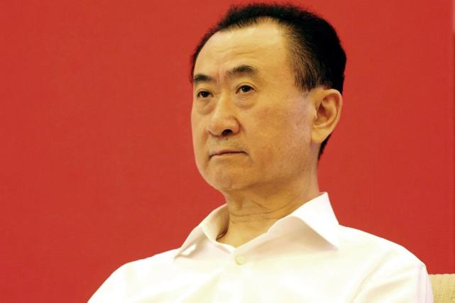 Wang Jianlin... (PHOTO ARCHIVES AGENCE FRANCE-PRESSE)