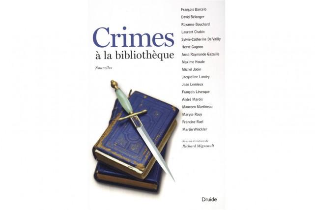 Après Crimes à la librairie (Druide, 2014), Richard Migneault nous...
