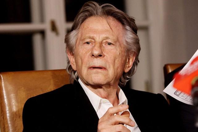 Le cinéaste franco-polonais Roman Polanski s'est dit «très heureux», vendredi à... (PHOTO AP)