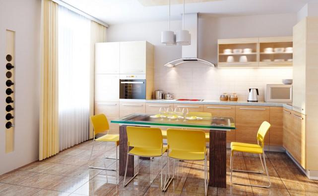 La cuisine d'aujourd'hui est considérée comme une pièce presque à part des... (123RF)