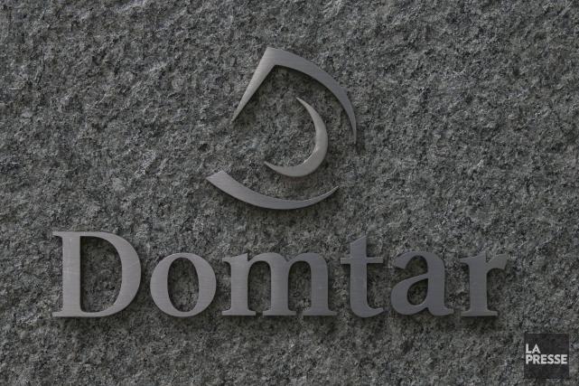 Domtar(t.ufs) a affiché vendredi un bénéfice net attribuable... (PHOTO HUGO-SÉBASTIEN AUBERT, LA PRESSE)