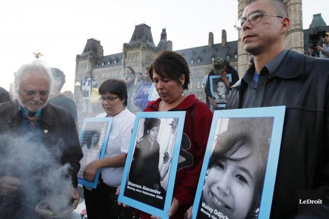 ÉDITORIAL / Les accusations d'agressions sexuelles par des... (Simon Séguin-Bertrand, Archives LeDroit)