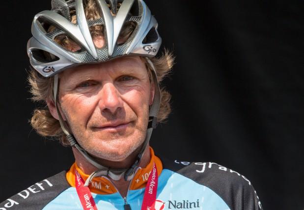 Pierre Lavoie est «un athlète de très haut... (PHOTO OLIVIER PONTBRIAND, ARCHIVES LA PRESSE)