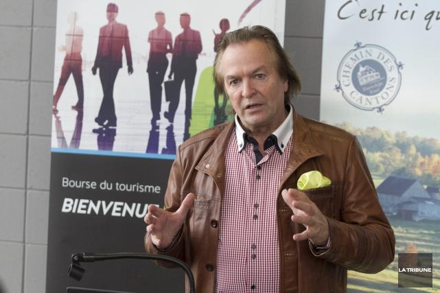 En accueillant la bourse touristique Bienvenue Québec, le... (Imacom, René Marquis)