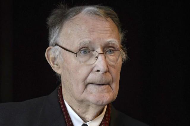 Ingvar Kamprad... (Archives AFP)
