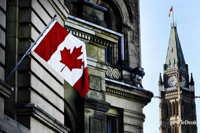 Le gouvernement de Justin Trudeau dévoilera mardi de nouvelles projections... (PHOTO ÉTIENNE RANGER, ARCHIVES LEDROIT)