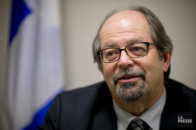 Le ministre québécois des Affaires autochtones, Geoffrey Kelley.... (Archives La Presse)