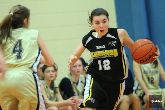Le basketball provincial scolaire entreprend une nouvelle saison.... (Archives Le Quotidien)