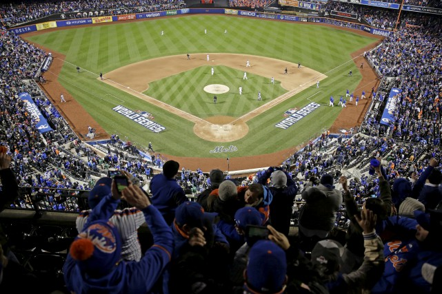 Les Mets de New York ont repris des... (Peter Morgan, Associated Press)