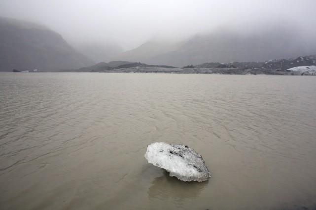 La température moyenne de la planète a gagné... (AP, Thibault Camus)