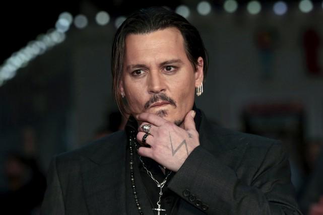 Johnny Depp... (Photo Suzanne Plunkett, Reuters)