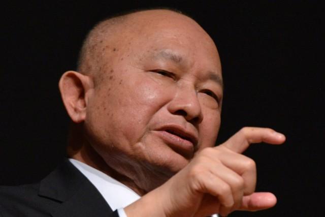 John Woo... (PHOTO Yoshikazu TSUNO, AFP)