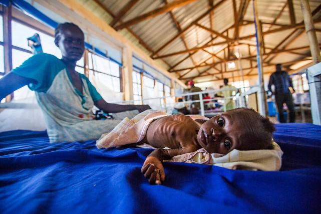 Près de 2,5 millions de personnes - sur... (PHOTO ALBERT GONZALES FARRAN, AFP)