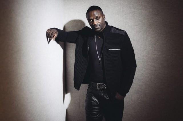 Akon entend sortir quatre disques par son application... (AP, Casey Curry)