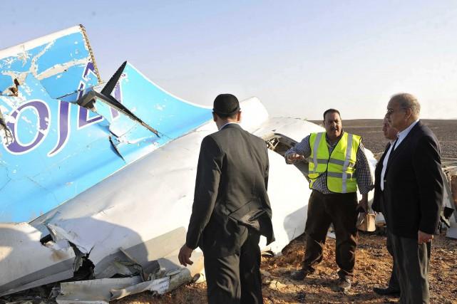 Le premier ministre égyptien Sherif Ismail s'est rendu... (AFP, Suliman el-Oteify)
