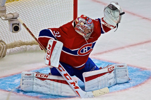 Carey Price... (PHOTO ANDRÉ PICHETTE, ARCHIVES LA PRESSE)