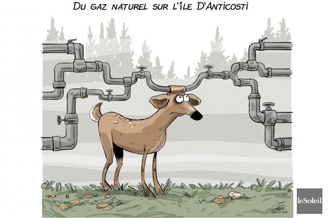 Caricature du lundi 2 novembre 2015... (Le Soleil, André-Philippe Côté)