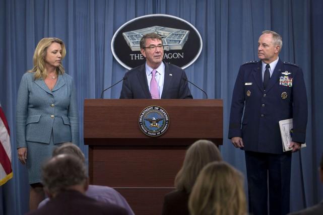 Le 27 octobre dernier,le Pentagone a annoncé qu'il... (AFP)