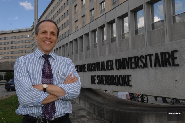 Le doyen de la faculté de médecine et... (La Tribune, archives)