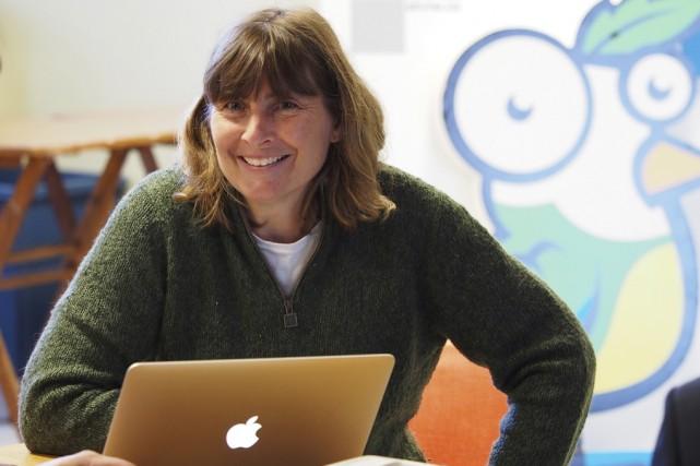 La directrice du groupe de recherche sur les... (photo Alain Dion)