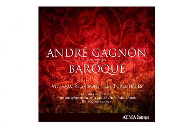 Baroque,André Gagnon...