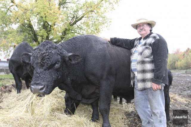 «L'agriculture au Québec est faite pour les gros,... (photo archives La Voix de l'Est)