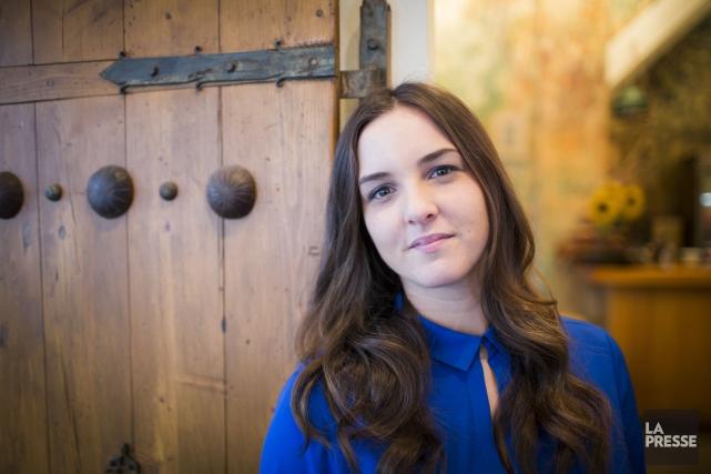 Sophie Pelletier se présente avec un premier album... (Olivier Pontbriand, Archives La Presse)
