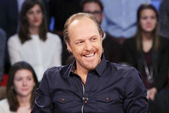 Le comédien et dramaturge Fabien Cloutier a offert... (Fournie par ICI Radio-Canada Télé)