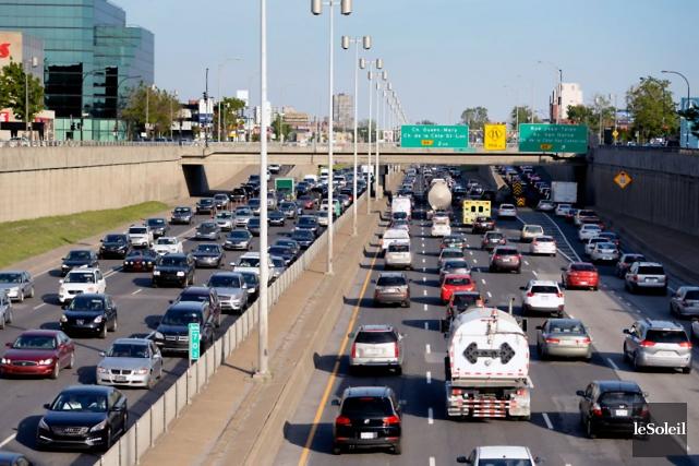Si la congestion routière est frustrante pour les... (Photothèque Le Soleil)